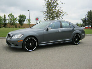 2008 Mercedes-Benz S450 4MATIC AMG Sport Package