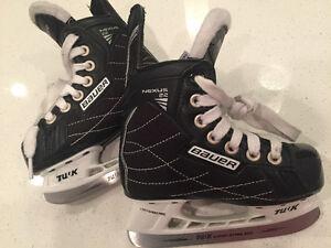 Bauer Nexus 22 Child Skates Y9