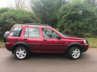Land Rover Freelander 1.8 HSE,84k miles,Heated leather,Family Business Est 1996