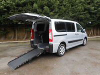 2010 Peugeot Expert 2.0HDi Wheelchair Accessible Vehicle.