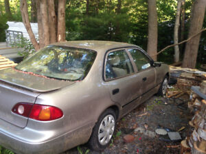 Need to be sold today Toyota Corolla for sale