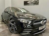 2019 Mercedes-Benz A-CLASS 2.0 AMG A 35 4MATIC PREMIUM 5d 302 BHP Hatchback Petr