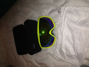 NEW Electric EG2.5 Green/Yellow Goggles Kitchener / Waterloo Kitchener Area image 2