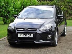 Ford Focus 1.6 Tdci Zetec Navigator Startstop 5dr DIESEL MANUAL 2014/64