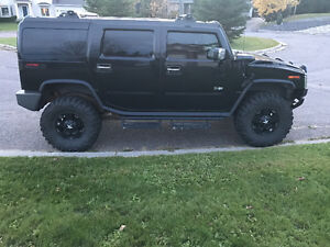 2004 HUMMER H2 Lifted SUV, Crossover