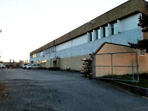 Commercial Space For Lease Lots of Power