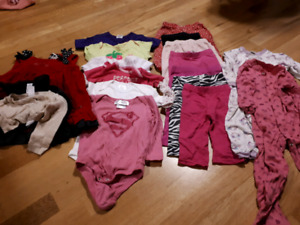 Misc 12-24m clothes