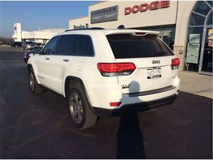 2015 Jeep Grand Cherokee Limited Windsor Region Ontario image 3