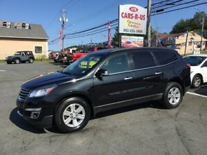 2013 Chevrolet Traverse AWD LT   FREE 1 YEAR PREMIUM WARRANTY IN
