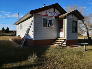 Updated House for Sale - Pangman, Sk. - Affordable living!