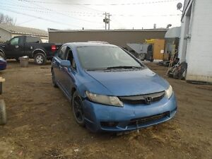 2009 civic honda if add is up its for sale