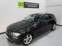 BMW 1 SERIES 2.0 116D SPORT 3D 114 BHP LOW TAX AND INSURANCE