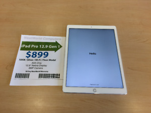 iPad Pro 12.9 for Sale with Warranty