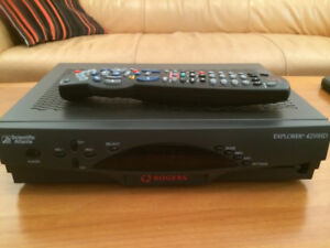 Rogers Explorer 4250HD Cable box