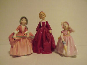 Royal Doulton & Royal Worcester Figurines