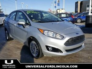 2014 Ford Fiesta Titanium w/SYNC Bluetooth, Moonroof, Luxury Pac