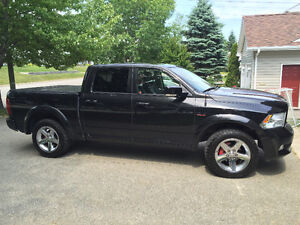 2011 Dodge Power Ram 1500 Sport Crew Cab Pickup Truck