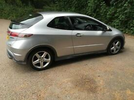 2010 Honda Civic 1.4 i VTEC Type S 3dr