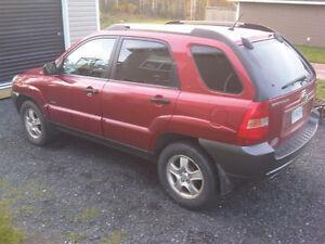 2007 Kia Sportage SUV, Crossover