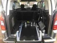 2013 Peugeot Partner Tepee 1.6 120 S 5dr PETROL WHEELCHAIR ACCESSIBLE VEHICLE...