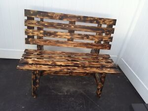 Bench for 3 only $45