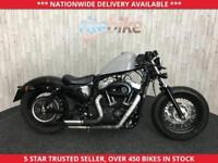 HARLEY-DAVIDSON SPORTSTER XL 1200 X FORTY EIGHT GENUINE LOW MILEAGE 2014 64