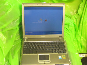 DELL netbook 12 inch LCD with Windows XP PRO