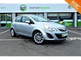 Vauxhall/Opel Corsa 1.2i 16v ( 85ps ) ( a/c ) 2012 SE *** APPLY ONLINE NOW ***