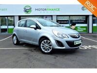 Vauxhall/Opel Corsa 1.2i 16v ( 85ps ) ( a/c ) 2012 SE *** APPLY ONLINE NOW ***
