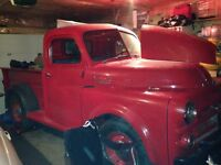 1950 DODGE SIDE STEP PICKUP NO RUST EXCELLENT SHAPE LOW MILES