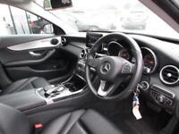 2016 Mercedes-Benz C Class 1.6 C200d Sport 7G-Tronic Plus (s/s) 4dr