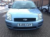 Ford Fusion 1.4 2004.5MY 2
