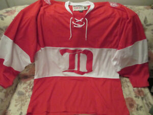 2014 Detroit Red Wings Alumni CCM 550 Jersey