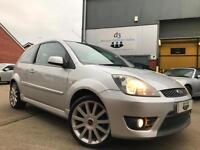 2006/06 Ford Fiesta 2.0 ST 16V Stardust Silver Edition with SERVICE HISTORY