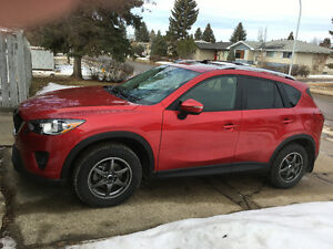 2015 Mazda CX-5 GS SUV, AWD Crossover
