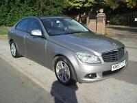 MERCEDES-BENZ C180 KOMPRESSOR 1.8 AUTO SE ONLY ONE OWNER FROM NEW