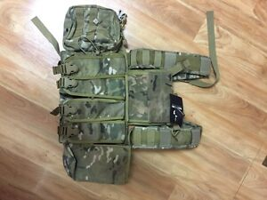 Brand New Multicam Milsig Chest rig.