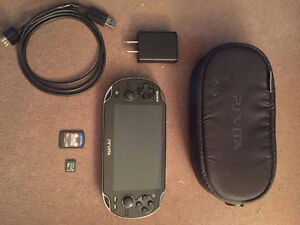 PlayStation Vita Bundle for sale to a good home!
