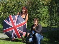 Professional music duo looking for special events Bookings
