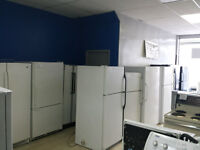 reconditioned  appliances and appliance parts
