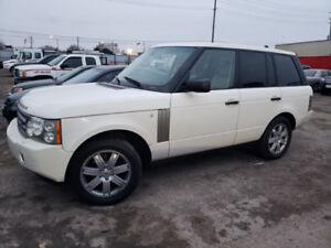2008 Range Rover