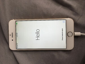 GOLD IPHONE 6-16GB FOR SALE IN 8/10 CONDITION
