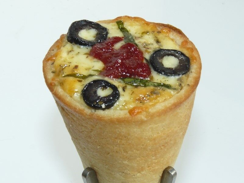 Food Business Opportunity - Pizza Cone Vendor selling at concerts, events or public spots.