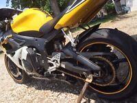 2003 Yamaha YZF-R6   $4500 OBO