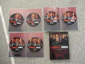 Criminal Minds on DVD - Seasons 1 Thru 5 Kitchener / Waterloo Kitchener Area image 2