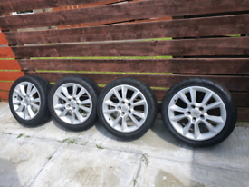 Tyres for VAUXHALL