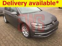 2017 Volkswagen Golf 1.6 TDi 115PS DAMAGED ON DELIVERY