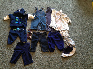 Spring baby boys clothes 3-6 months