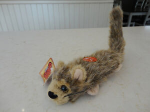 Rare Scoozie Pine Marten Plush Toy with Bendable Tail Kitchener / Waterloo Kitchener Area image 4