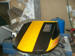 Looking for  1963 1964 ski doo front light will pay corect price